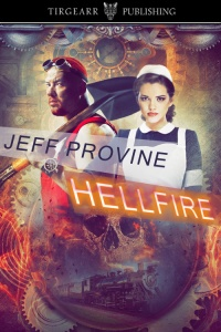 Cover for Hellfire book